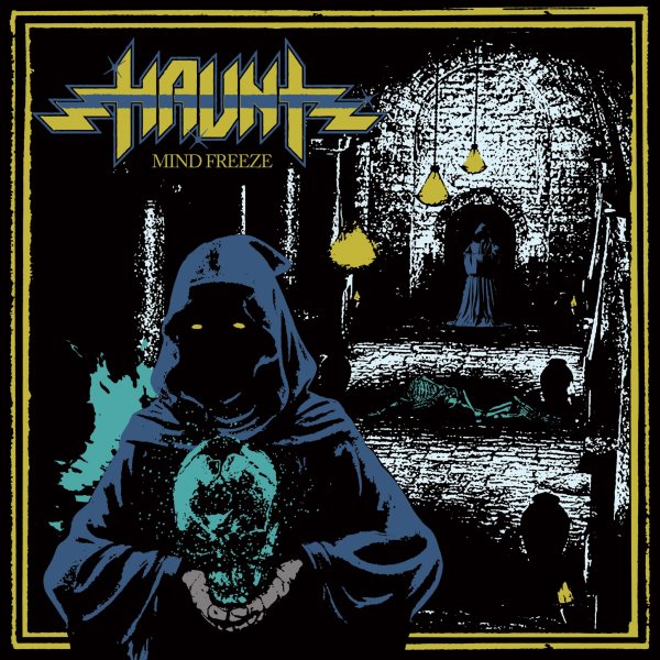 haunt - mind freeze album cover