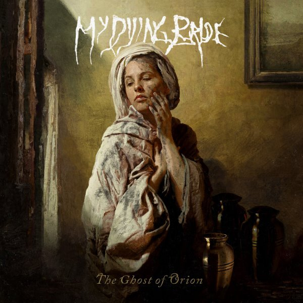 my dying bride - the ghost of orion album cover