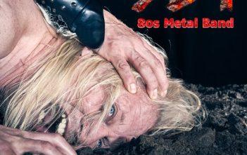 sdi - 80s metal band album cover