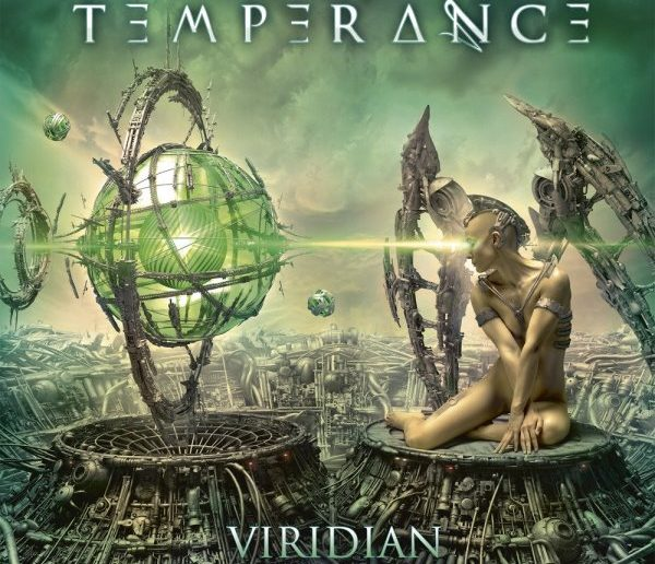 temperance - vridian album cover