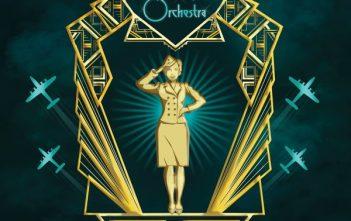 the night flight orchestra - aeromantic album cover