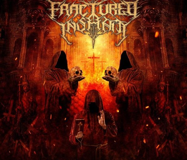 FRACTURED INSANITY - Massive Human Failure album cover