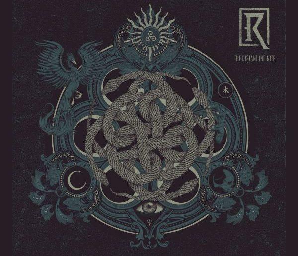 Runescarred - The Distant Infinite album cover