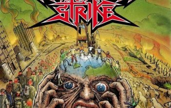 SURGICAL STRIKE - Part of a Sick World album cover