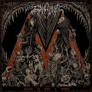 SVARTTJERN – Shame Is Just A Word album cover