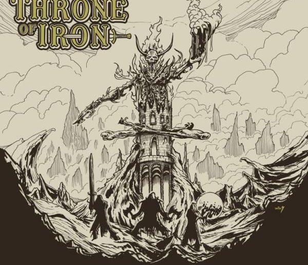 Throne Of Iron - adventure one album cover