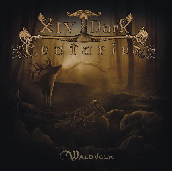 XIV Dark Centuries - Waldvolk album cover