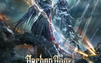 archon angel - fallen album cover