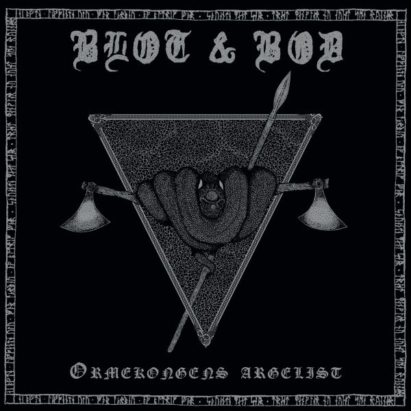 blot and bod - Ormekongens argelist album cover