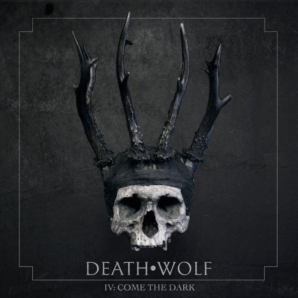 death wolf - IV come the dark album cover
