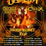 DESTRUCTION – neue Tourtermine!