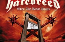 hatebreed - when the blade drops artwork