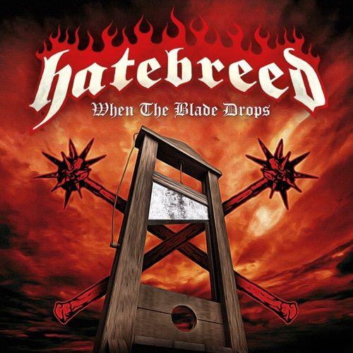 hatebreed - when the blade drops artwork