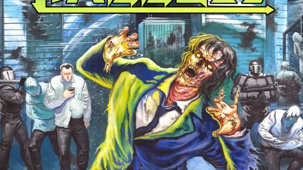 hazzerd - delirium album cover