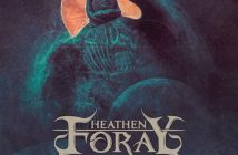 heathen foray - weltenwandel album cover
