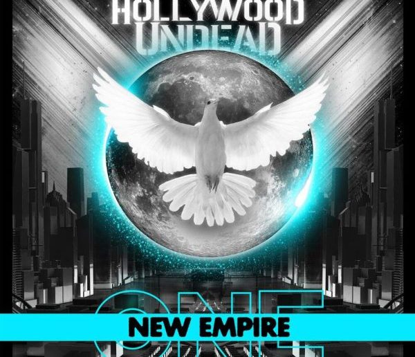 hollywood undead - new empire vol 1 album cover