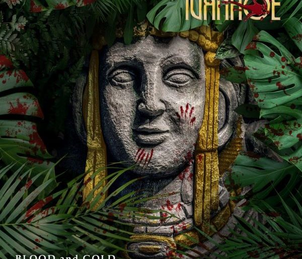 ivanhoe - Blood And Gold album cover