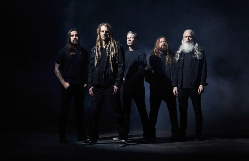 lamb of god - band photo 2020