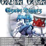 ORDEN OGAN – Headliner Tour mit Special Guests