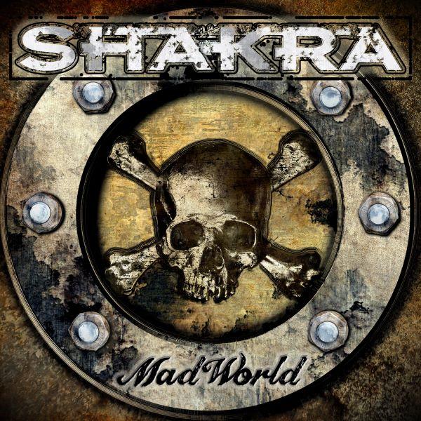 shakra - mad world album cover