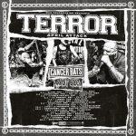 TERROR – Kündigen Europa-Tour an!