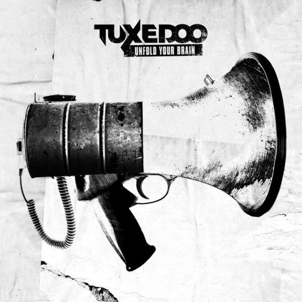 tuxedoo - unfold your brain album cover