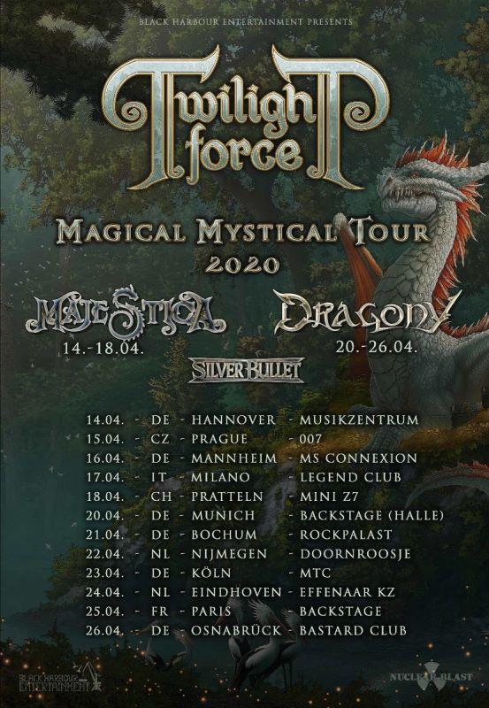 twilight force tour flyer 2020