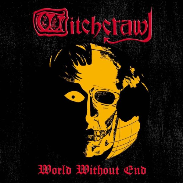 witchcrawl - world without end album cover