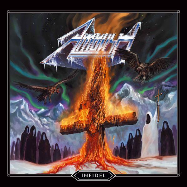 Ambush - Infidel album cover