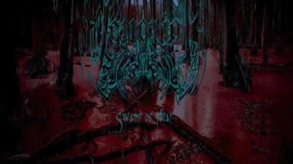 DEMORIOR - Swamp of Fear album cover