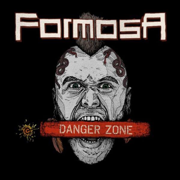 Formosa - Danger Zone album cover