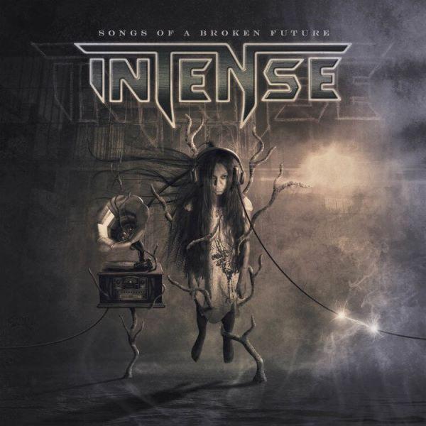 INTENSE - Songs Of A Broken Future album cover
