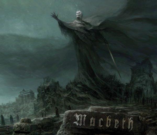 Macbeth - Gedankenwaechter album cover
