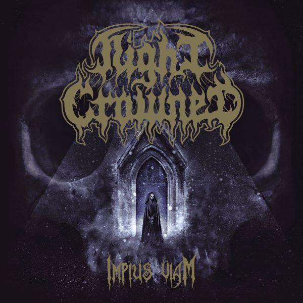 Night Crowned – Impius Viam album cover
