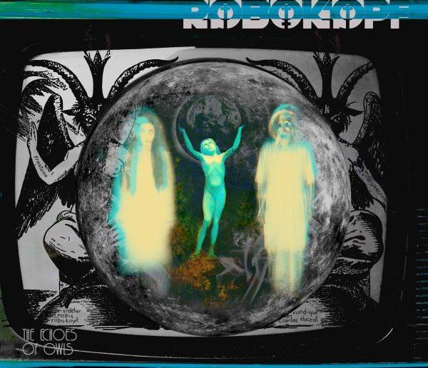 RoboKopf - The Echoes Of Owls album cover