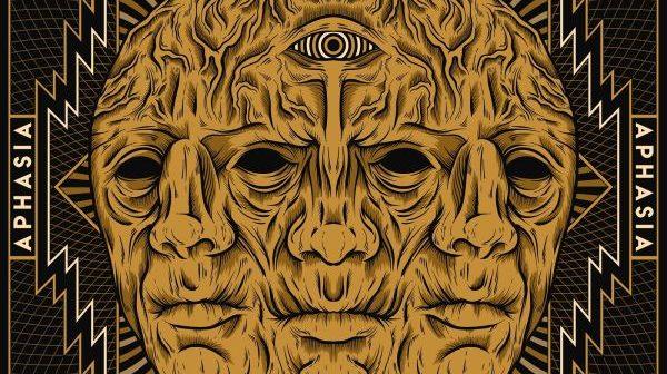 STONUS - aphasia album cover