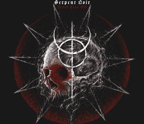 Serpent Noir – Death Clan OD album cover