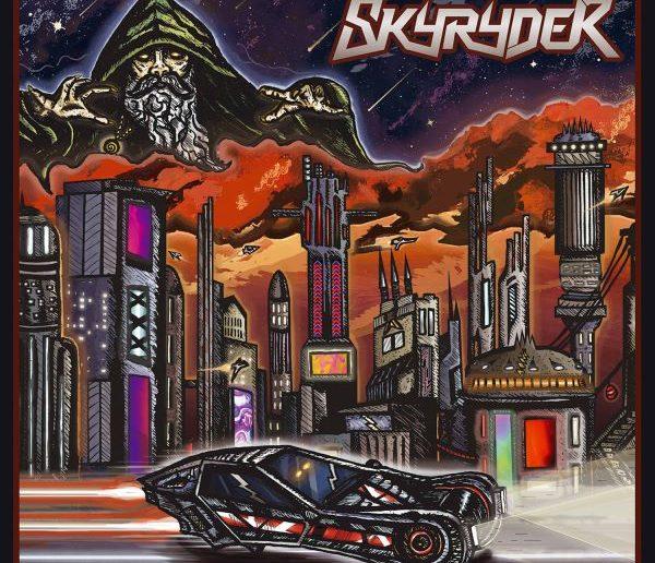 Skyryder - vol 2 album cover