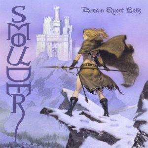 Smoulder - dream quest ends album cover