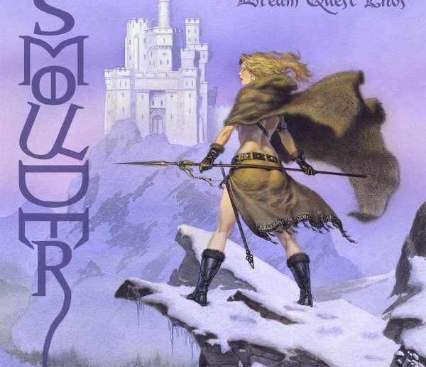 Smoulder - dream quest ends album cover