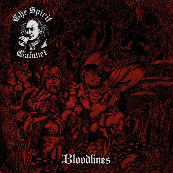 The Spirit Cabinet - Bloodlines album cover
