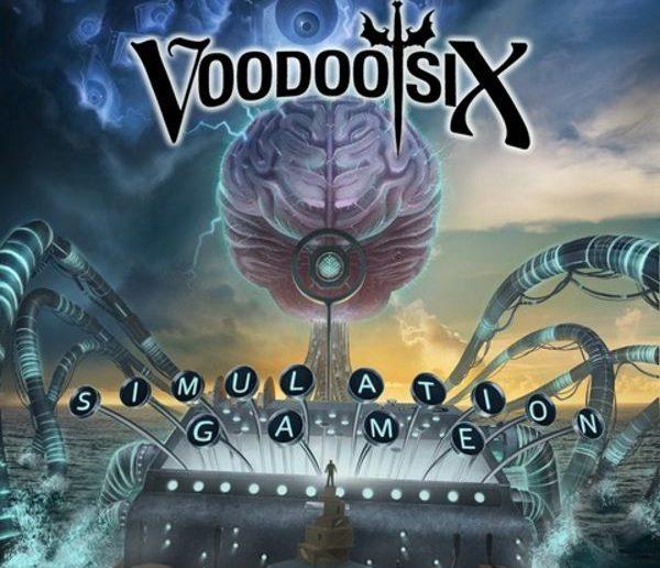 VOODOO SIX - Simulation Game album cover