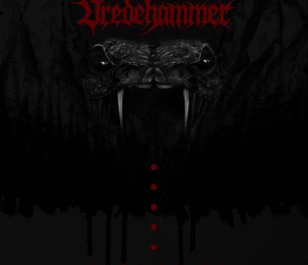 VREDEHAMMER - Viperous album cove