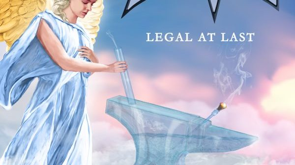 anvil - legal at last album cover
