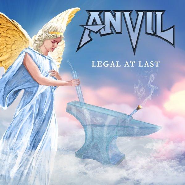 anvil - legal at last album cover