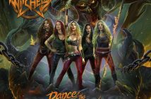 burning witches - dance with the devil album cover