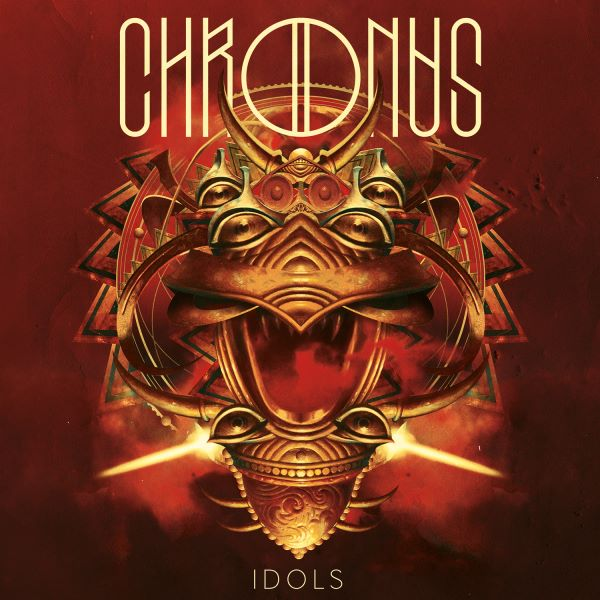 chronos - idols album cover
