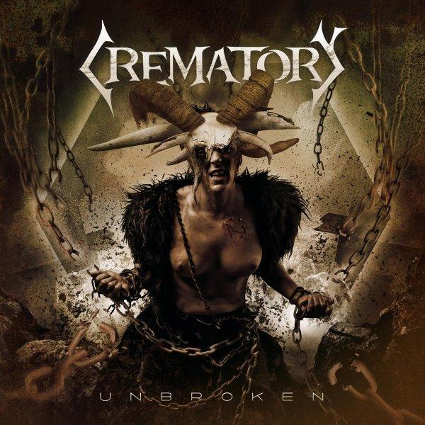 crematory - unbroken album cover