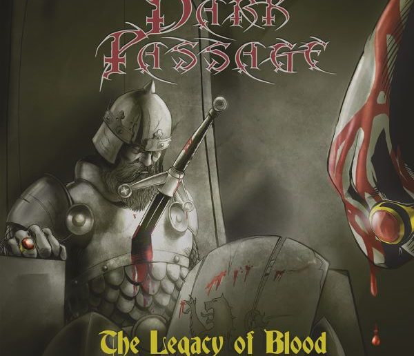 Dark Passage – Legacy Of Blood album cover