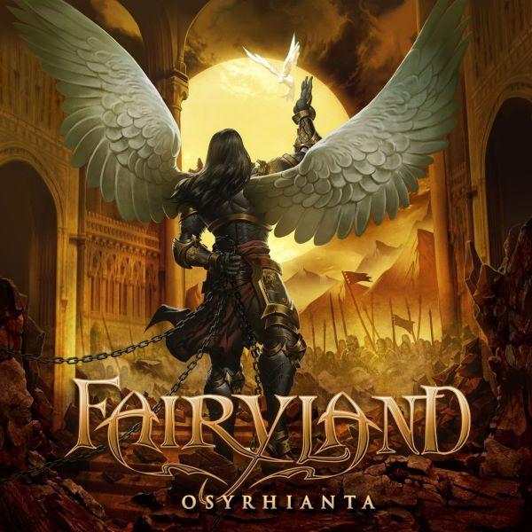 fairyland - Osyrhianta album cover